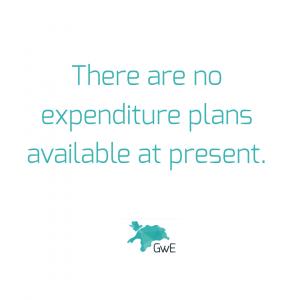 No Expenditure Plans